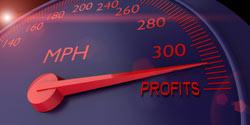 speed to profits