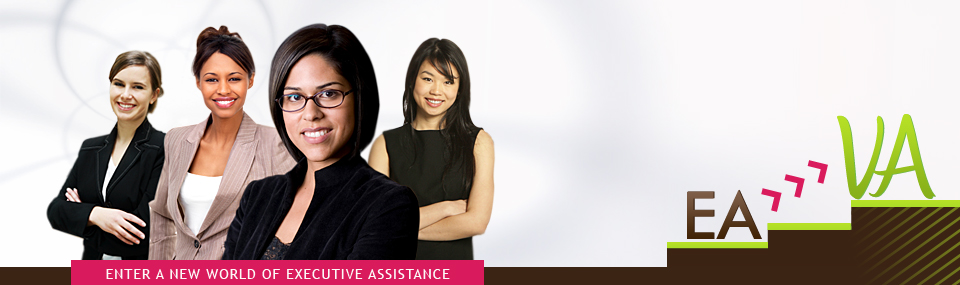 Executive Virtual Assistant Women